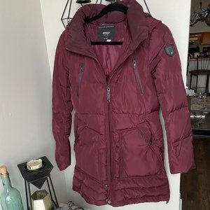 ONLY Long Puffer Jacket